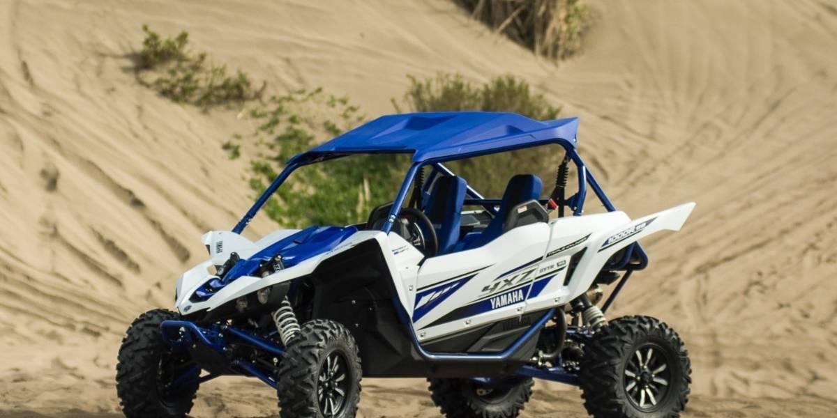 Yamaha repotencia los UTV con el YXZ 1000R SS