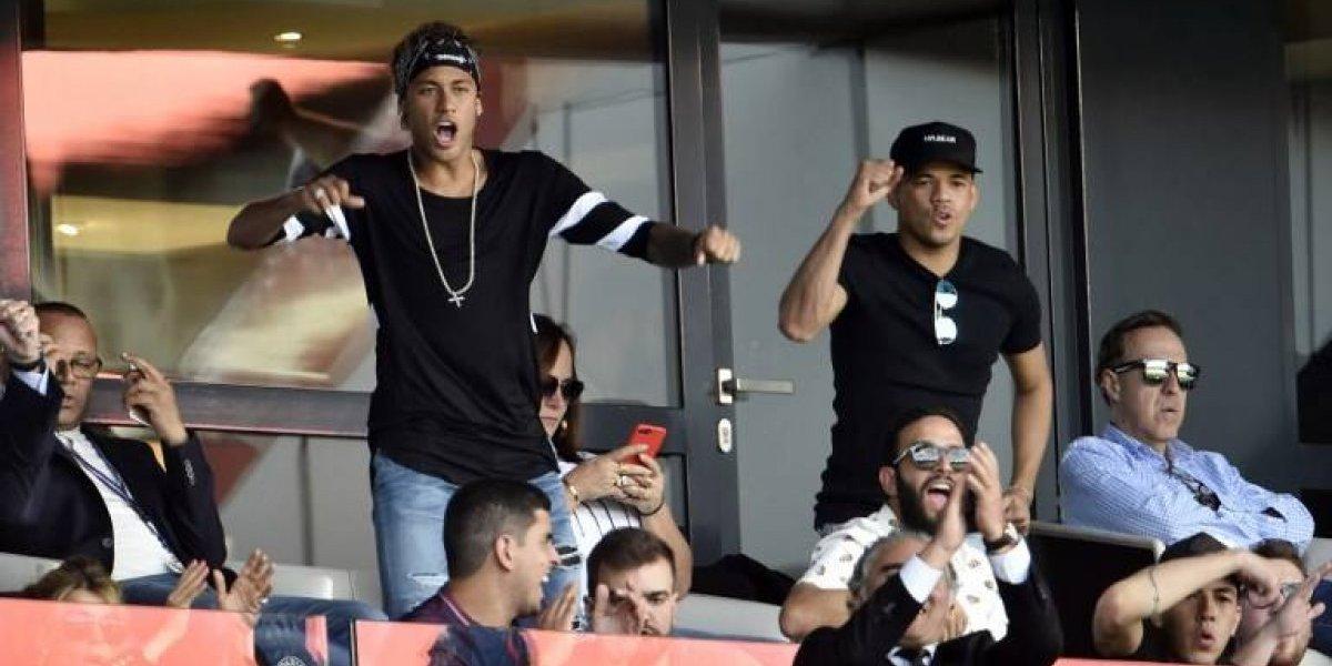 """La promesa de Neymar a los fanáticos del PSG: """"He venido aquí para hacer historia"""""""
