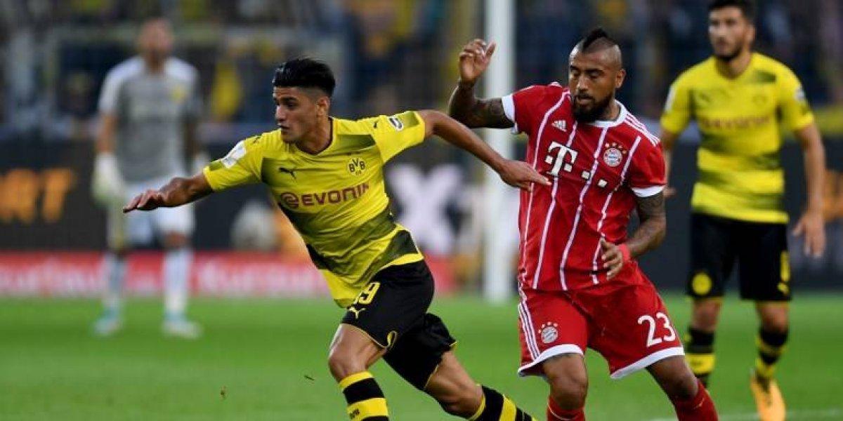 El Bayern de Vidal lo dio vuelta ante el Dortmund y se quedó con la Supercopa