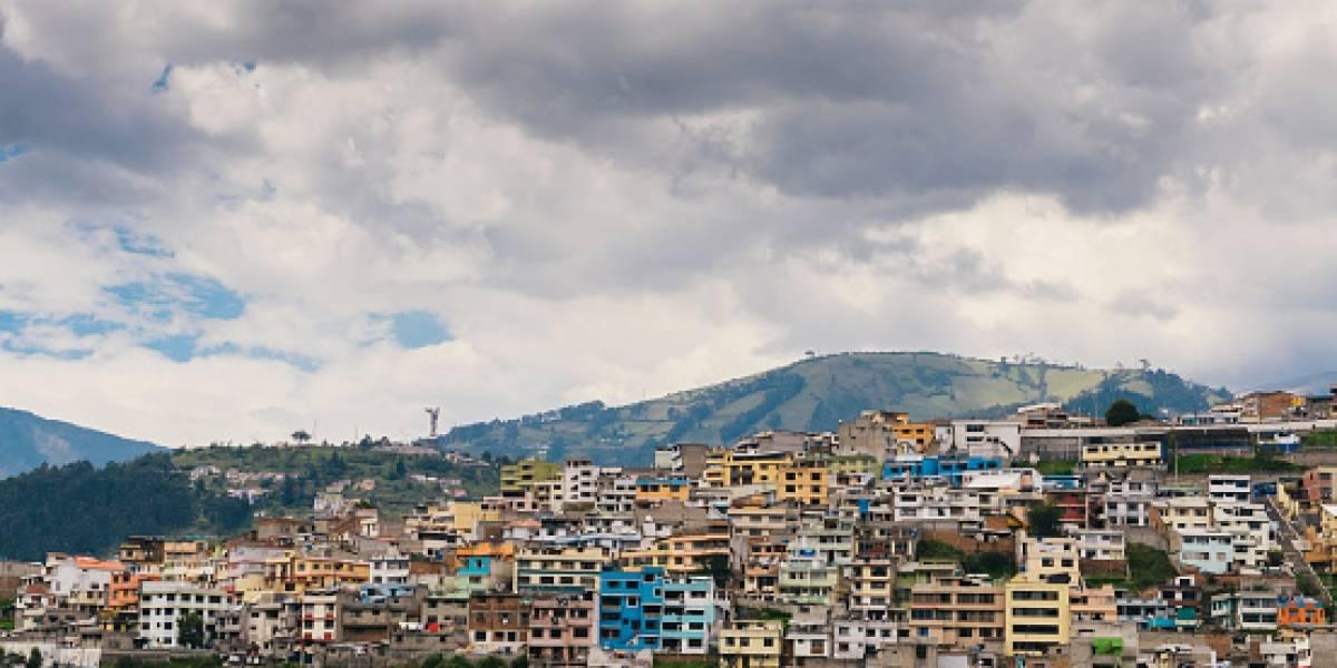 Restricción vehicular en algunas avenidas de Quito