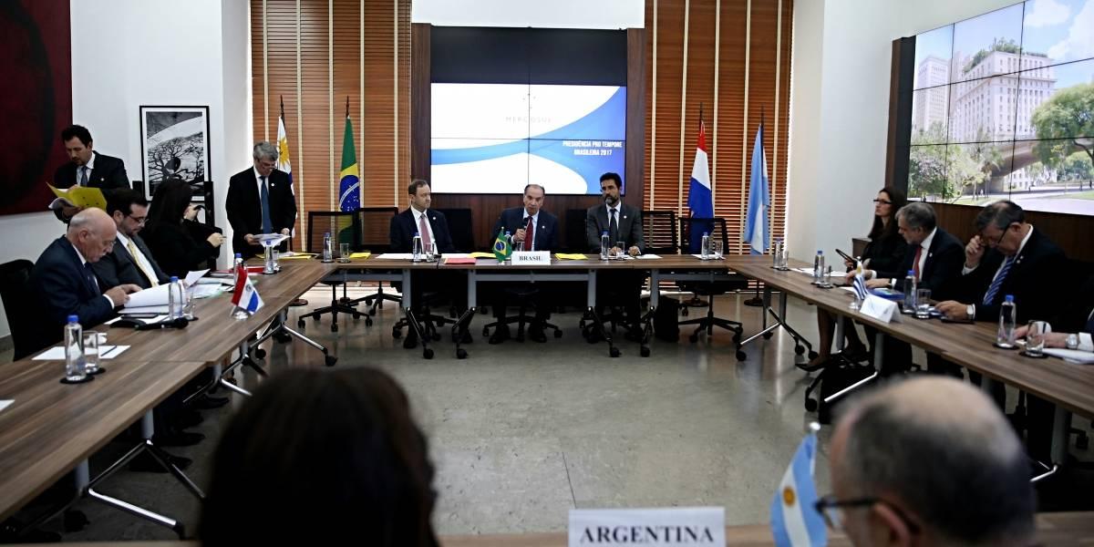Mercosur suspende indefinidamente a Venezuela del bloque