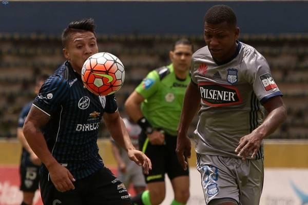 Independiente del Valle ganó 2-1 a Emelec