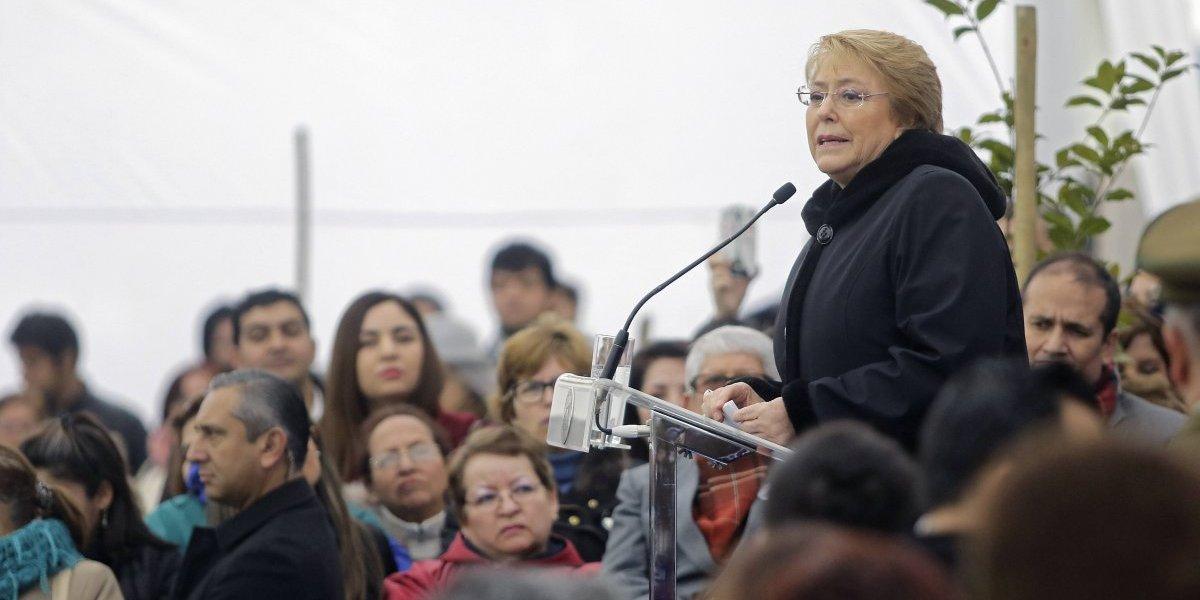 """Bachelet considera que destitución de fiscal general de Venezuela """"es un paso más en el quiebre democrático"""""""