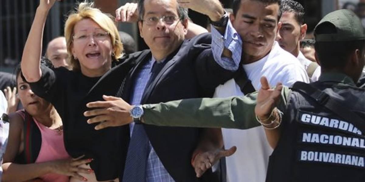 Asamblea Constituyente remueve de su cargo a la fiscal general de Venezuela