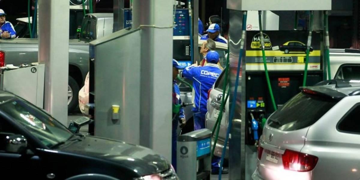 Precio de todos los combustibles subiría esta semana