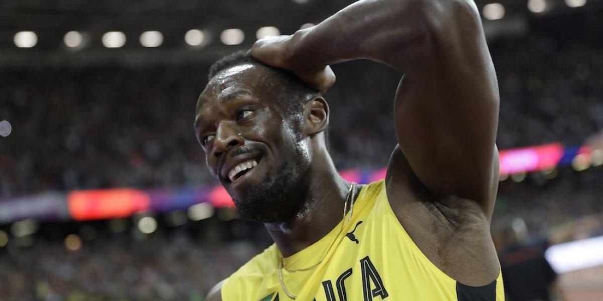 El hombre más veloz del mundo se retira sin Oro: Usain Bolt se queda con el Bronce