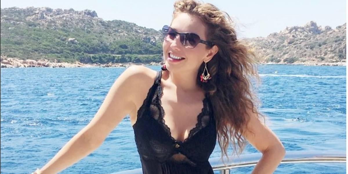 VIDEO. El lujoso regalo de Tommy Mottola para Thalía previo a su cumpleaños