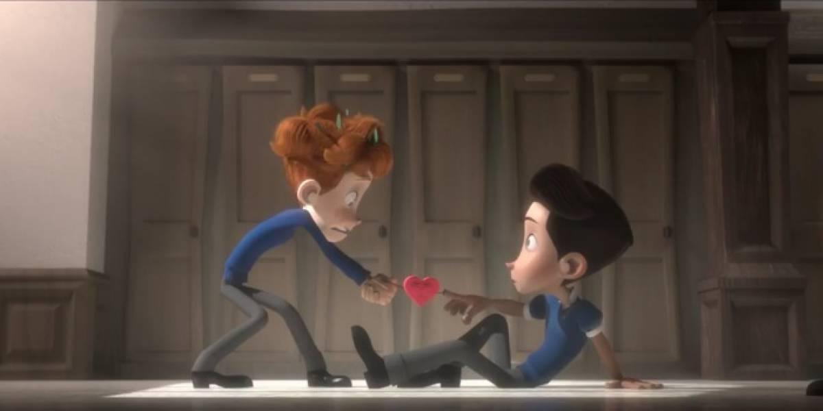 """""""In a Heartbeat"""": la historia detrás del exitoso corto de dos niños gay"""