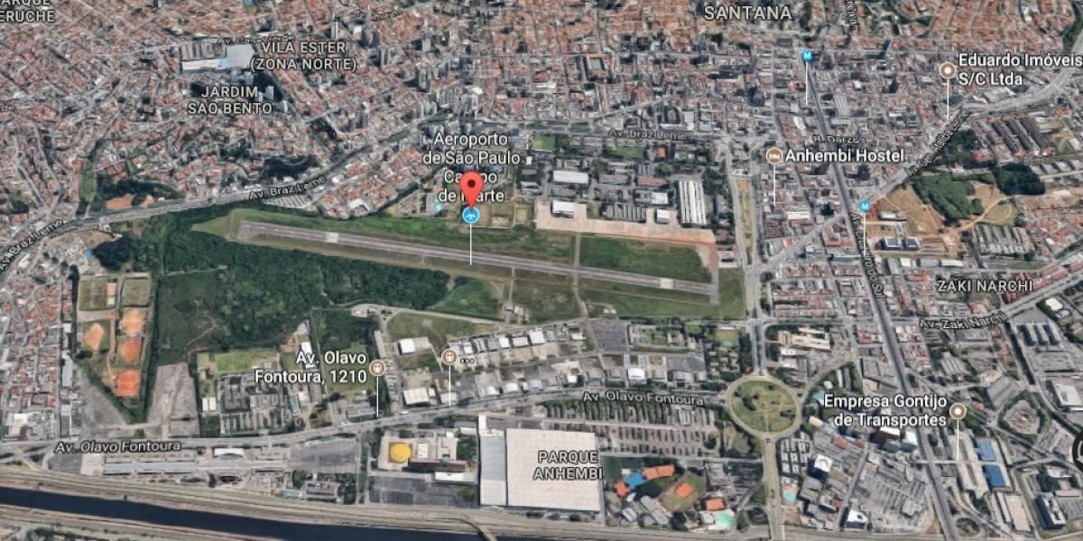 Em SP, novo parque Campo de Marte também será passado à iniciativa privada
