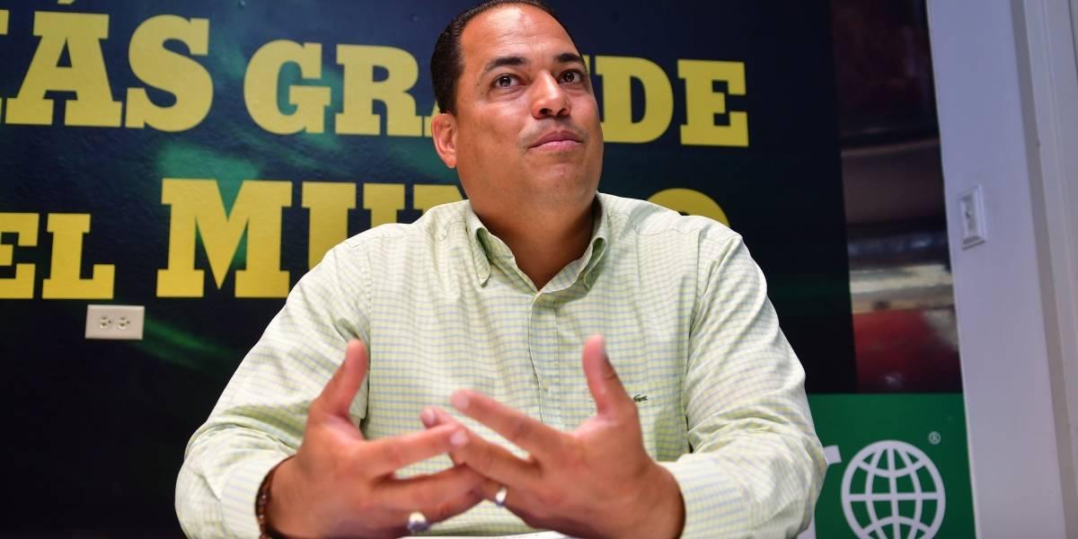 "Carmelo Ríos: ""va a ser devastador para el PNP"" si Rosselló aspira"