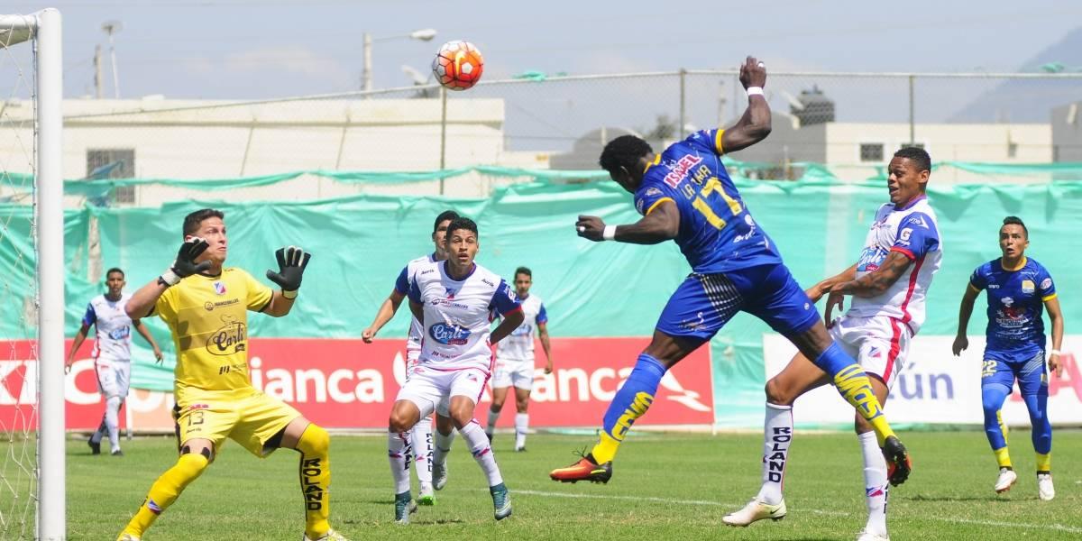 Delfín ganó 3-0 a Clan Juvenil