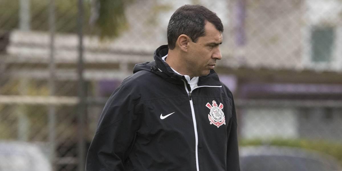 Técnico do Corinthians vê Santos como a 4ª força neste início de temporada
