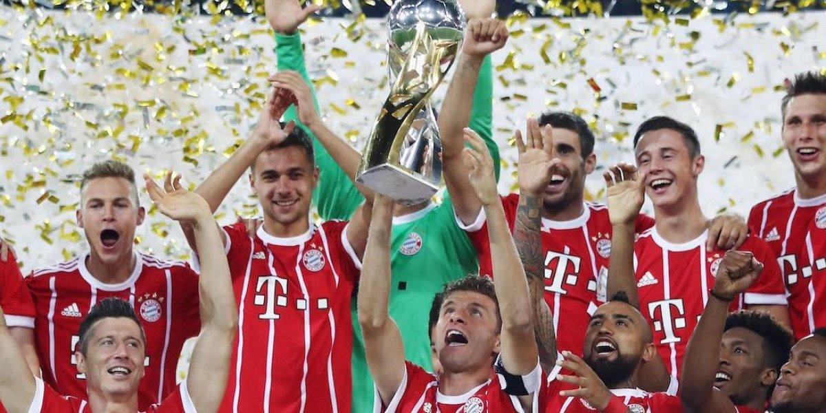 ¡En penales! Bayern vence al Dortmund para llevarse la Supercopa alemana