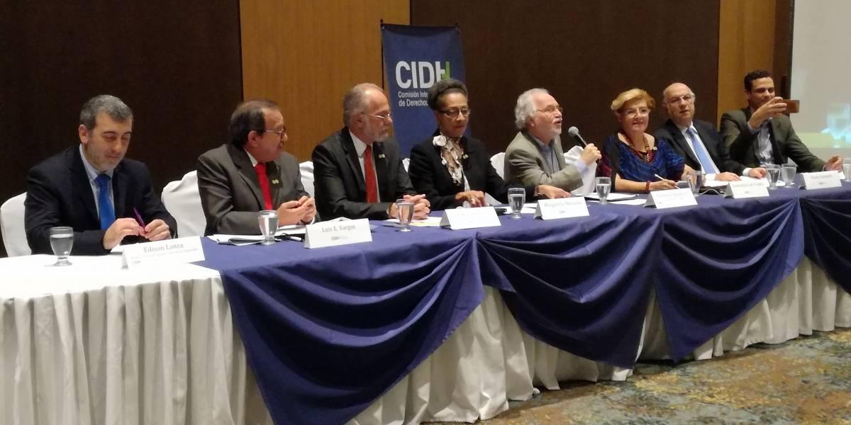 Las primeras observaciones de la CIDH en su visita a Guatemala
