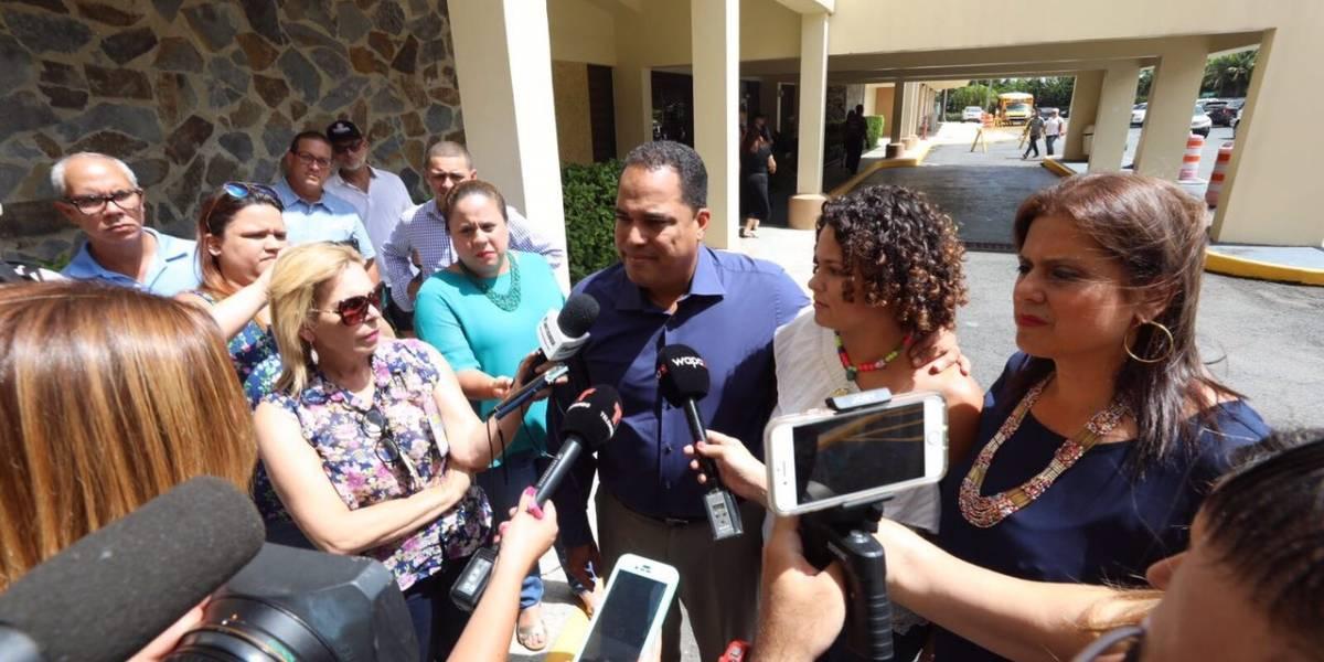 Carmelo Ríos defiende que O'Neill haga campaña a su favor