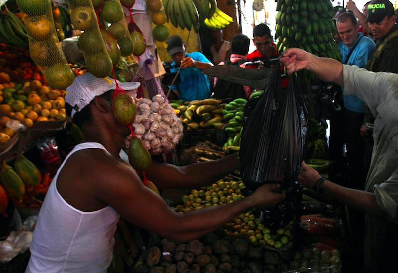 Inflación en julio bajó 0.5% en Colombia