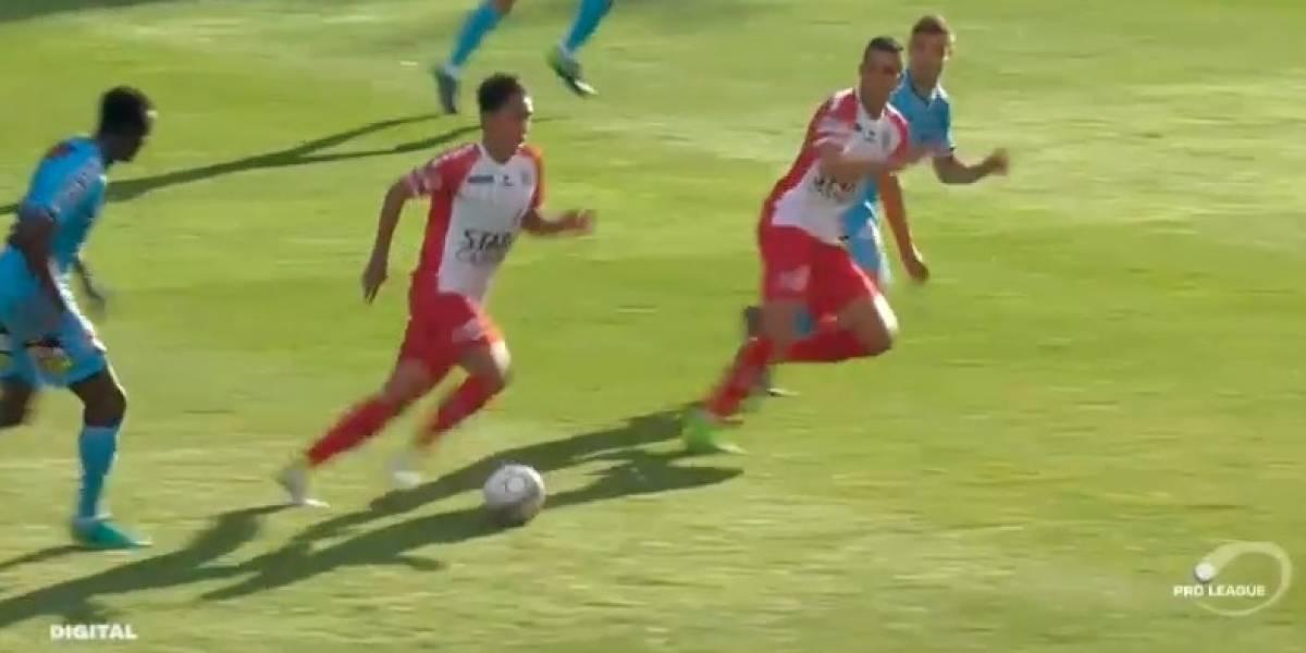 VIDEO: Mexicano Govea se estrena como goleador en Bélgica