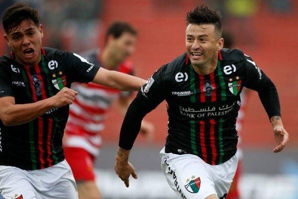 Roberto Gutiérrez lleva tres goles en el Transición / Photosport