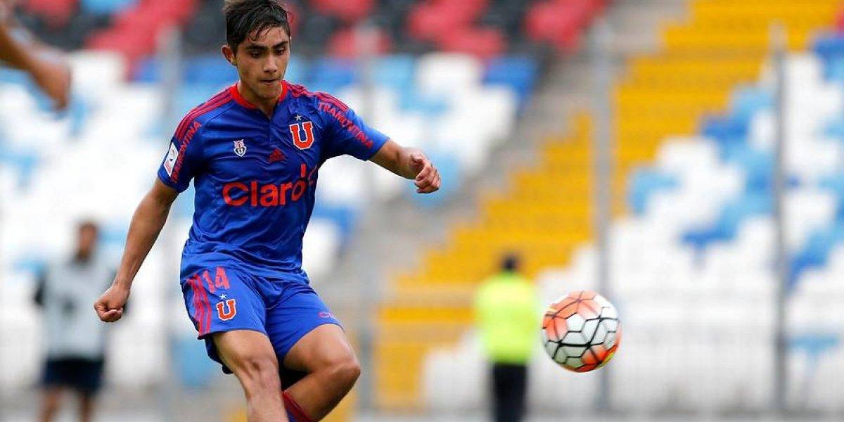 """Nicolás Ramírez tras su salida de la U: """"Yo quería jugar ahí, pero a veces el fútbol es así"""""""