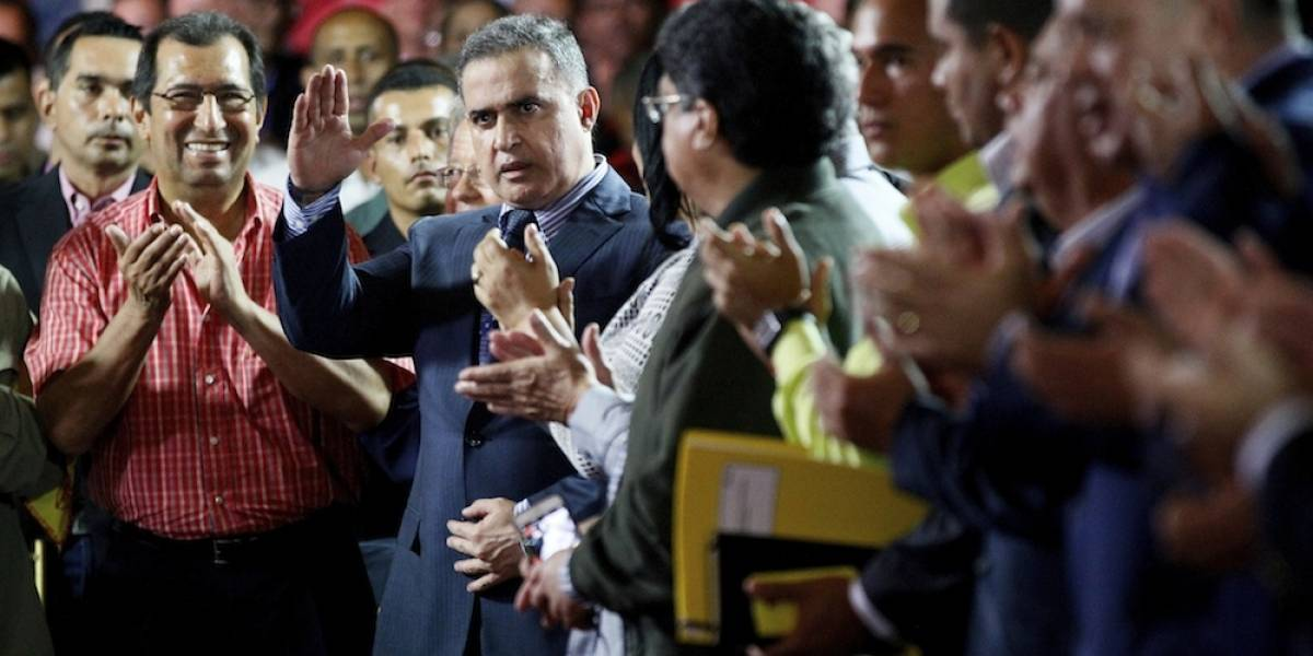 Tarek William Saab es nombrado nuevo fiscal general de Venezuela
