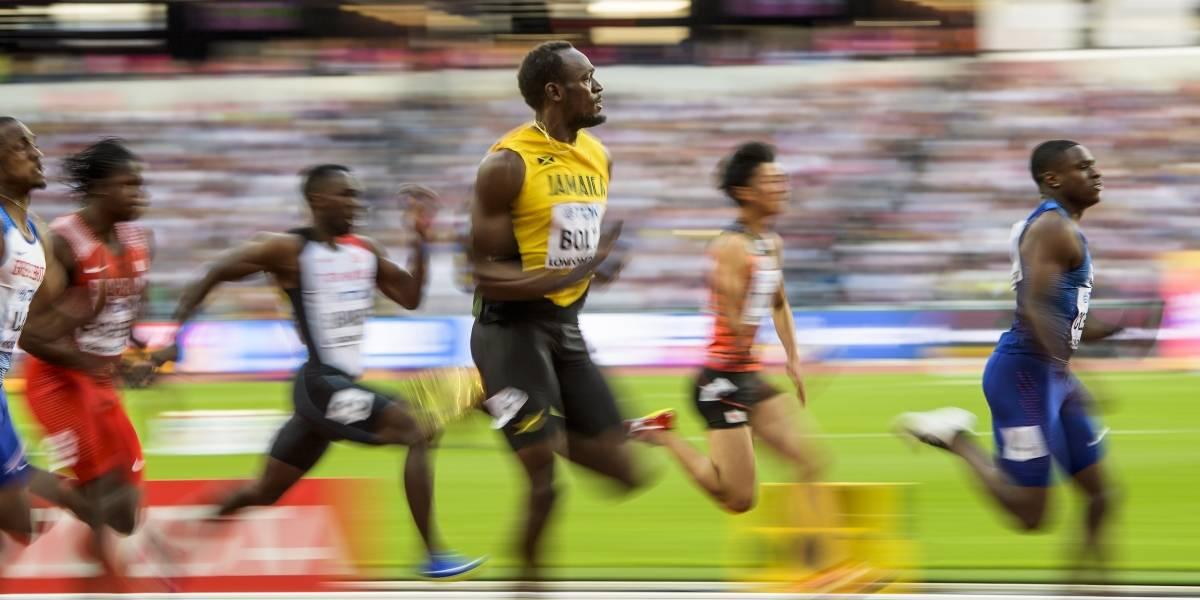 ¡Perdió Usain Bolt! En su despedida, el jamaiquino perdió por primera vez en la historia