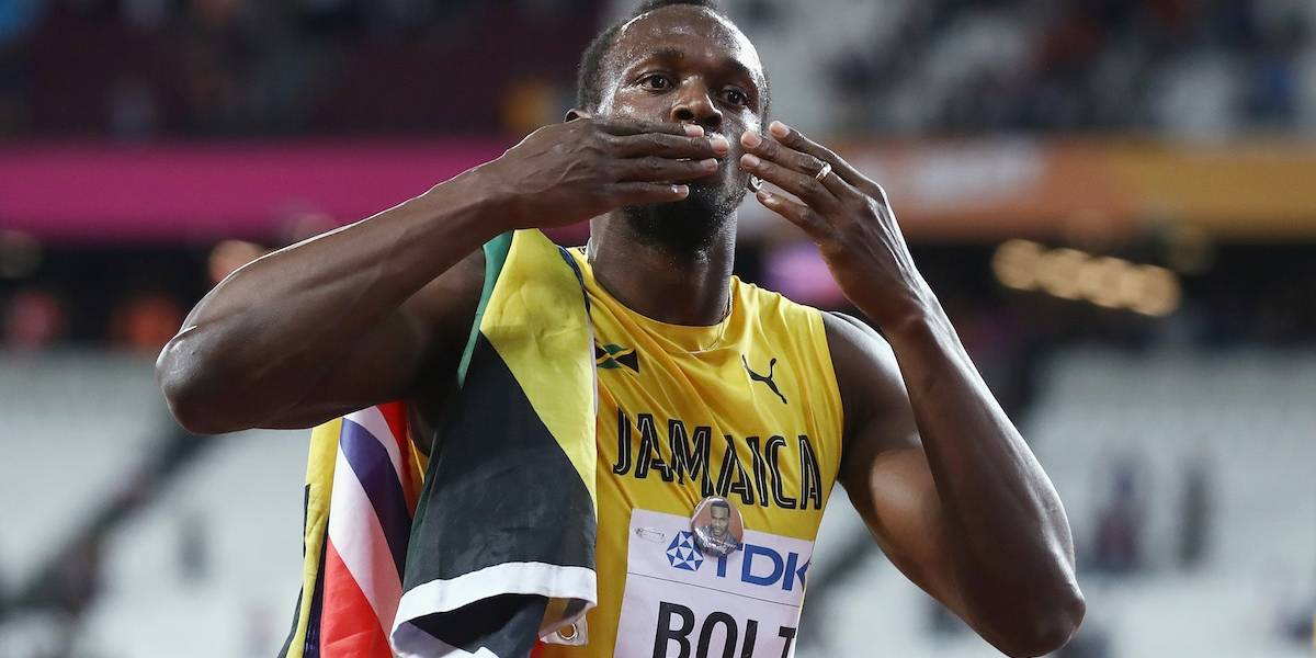 Usain Bolt, el único campeón que no tuvo problemas de dopaje
