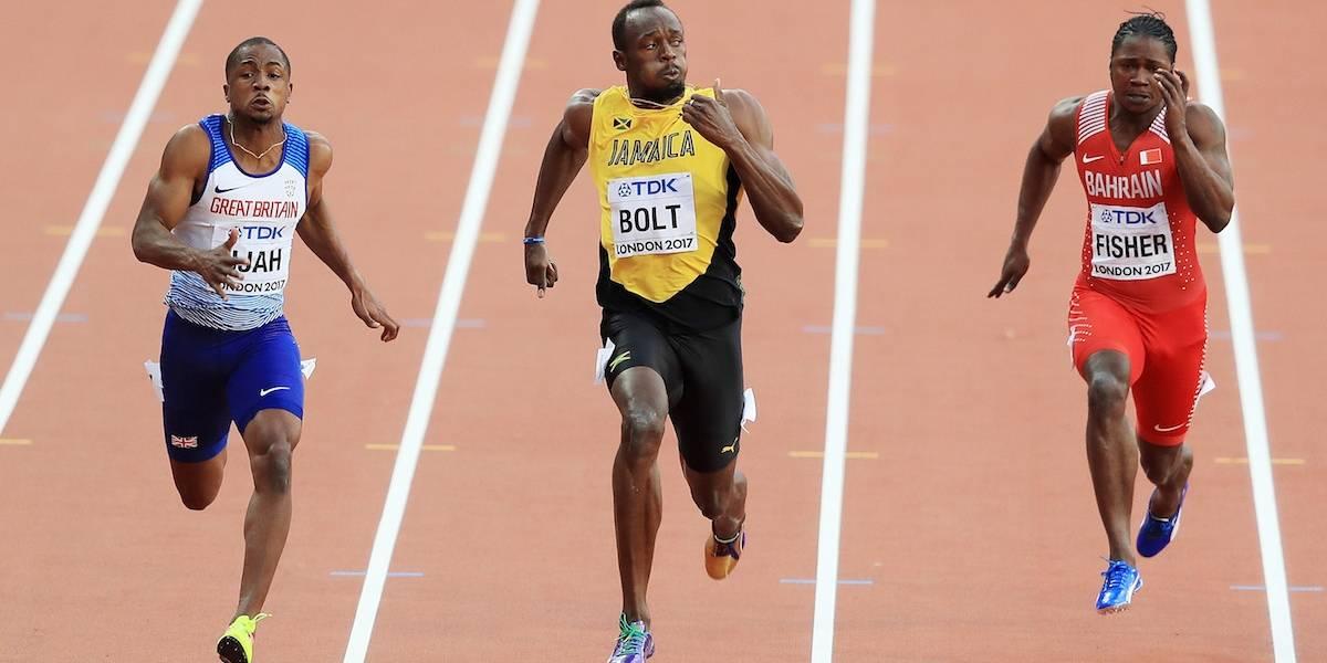 Usain Bolt avanza a la Gran Gran Final de los 100 metros en el Mundial