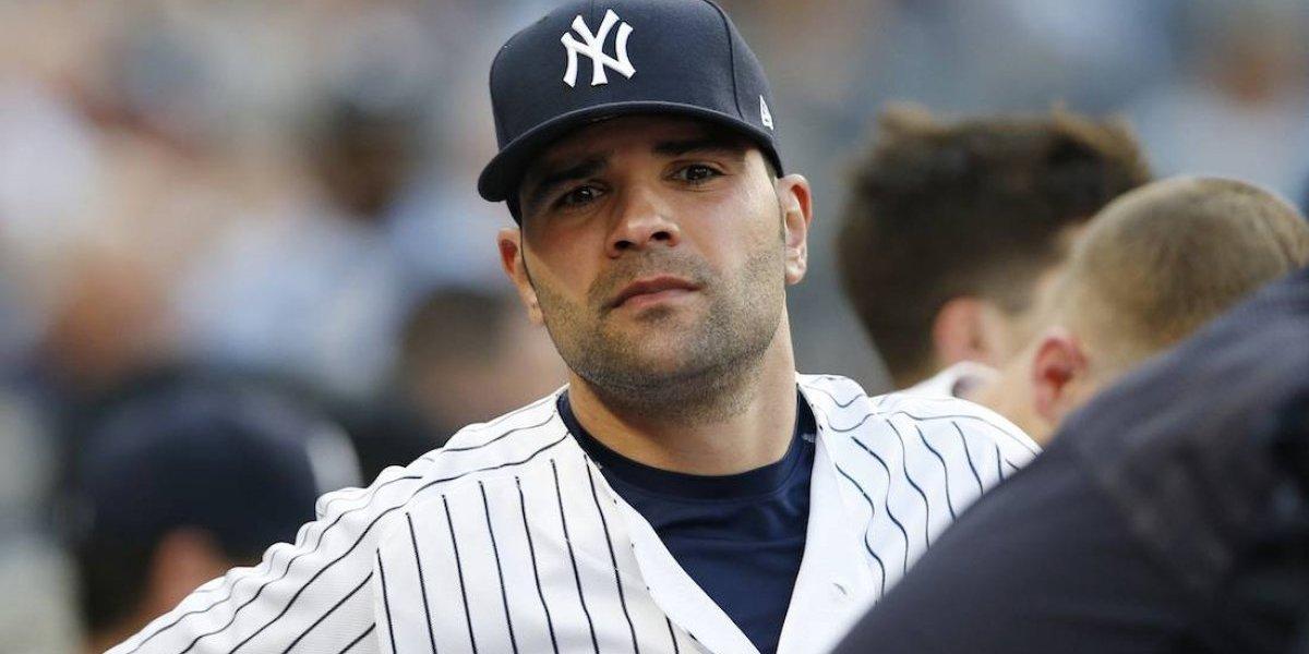 Mexicano Jaime García tuvo debut amargo con los Yankees