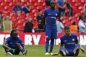El Chelsea salió triste mientras el Arsenal festejó.