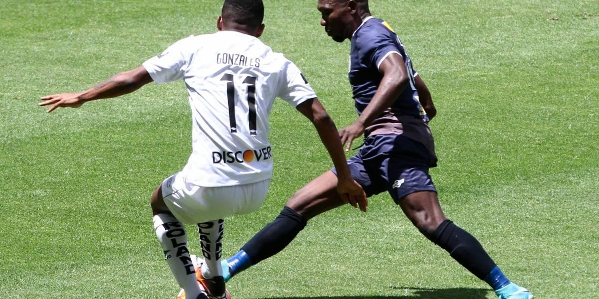 Liga de Quito empató contra Guayaquil City