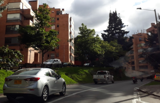 Cerraron la Avenida Circunvalar tras tiroteo que dejó dos heridos