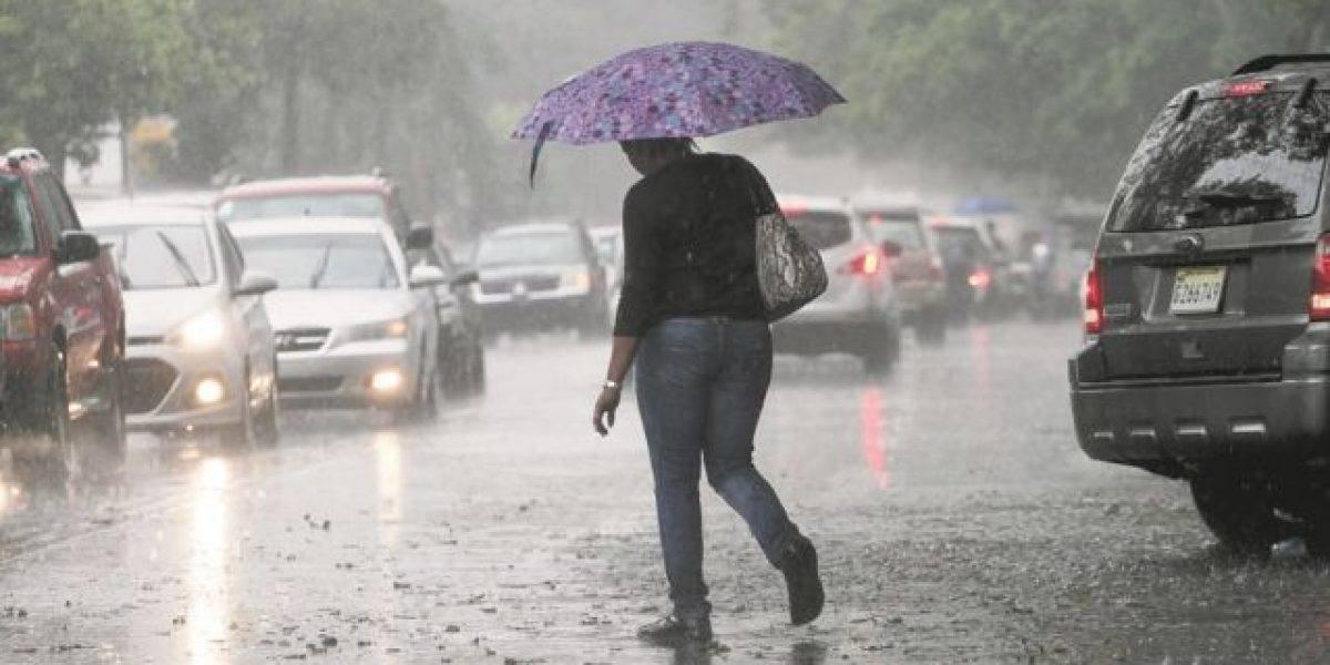 El COE aumenta a 18 las provincias en alerta por lluvias