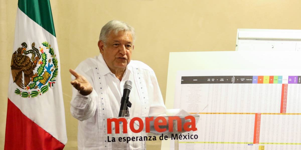 AMLO confía en que Morena saldrá 'safe' de últimos escándalos