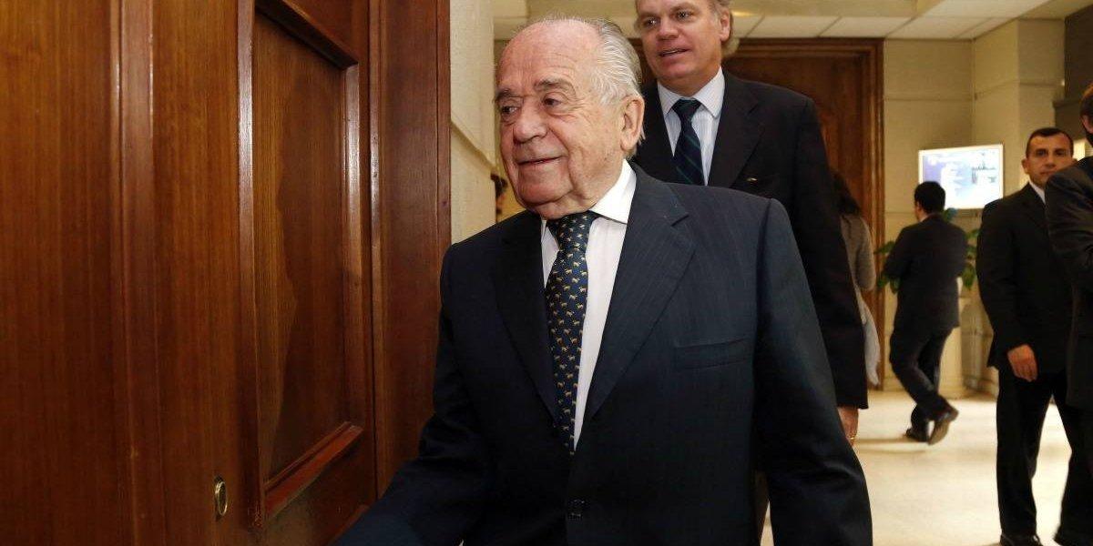 """Andrés Zaldívar y crisis DC: """"Cuando se amenaza a la reina, hay que estar dispuesto a perder el alfil"""""""