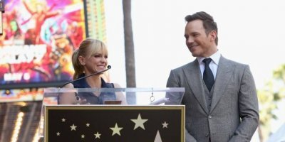 Anna Faris y Chris Pratt anunciaron su separación