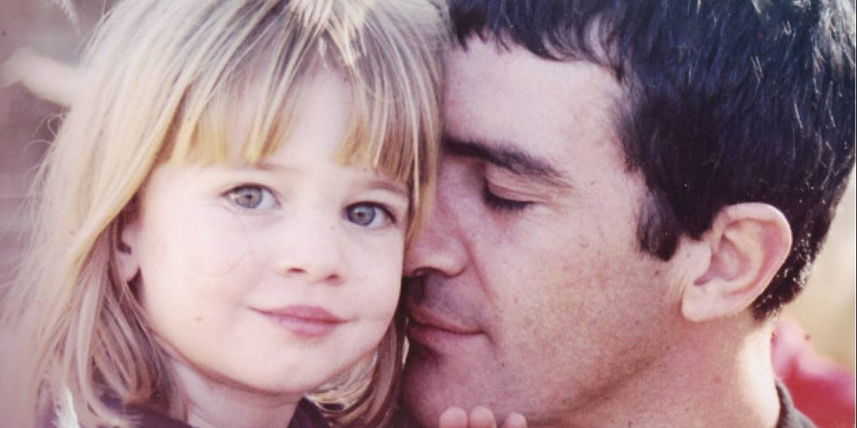 La hija de Antonio Banderas creció y ahora enamora las redes con su belleza