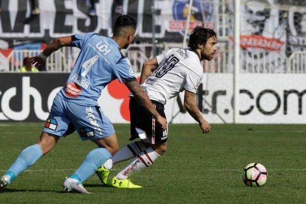 Jorge Valdivia jugó 85 minutos en el triunfo 3-1 de Colo Colo sobre O