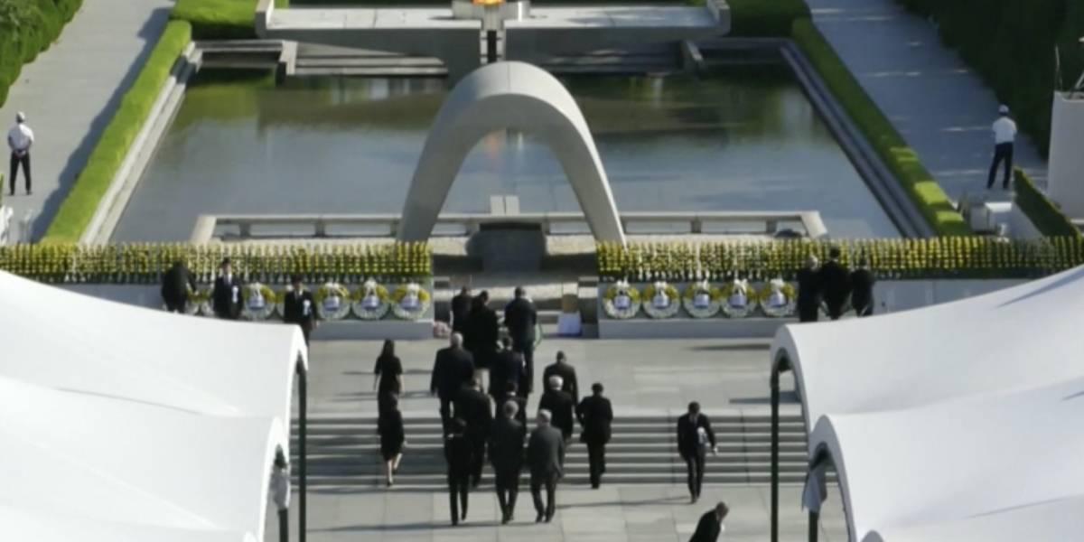 Hiroshima, recuerda 73 años de recibir la bomba atómica de EU