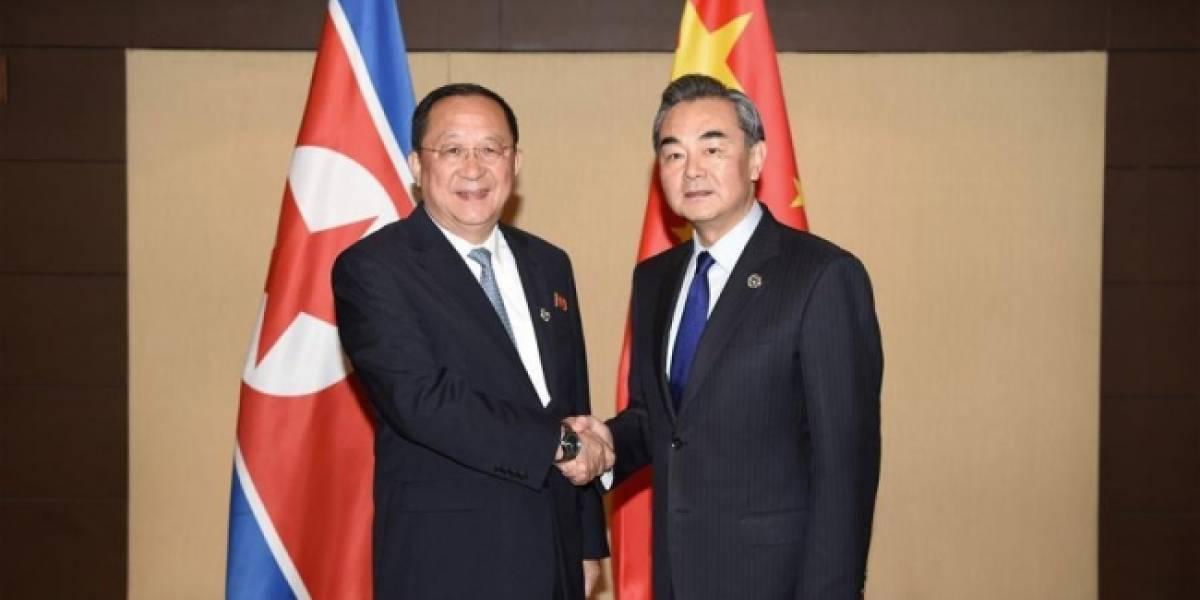 China pide a Corea del Norte a 'mantener la calma' tras sanciones