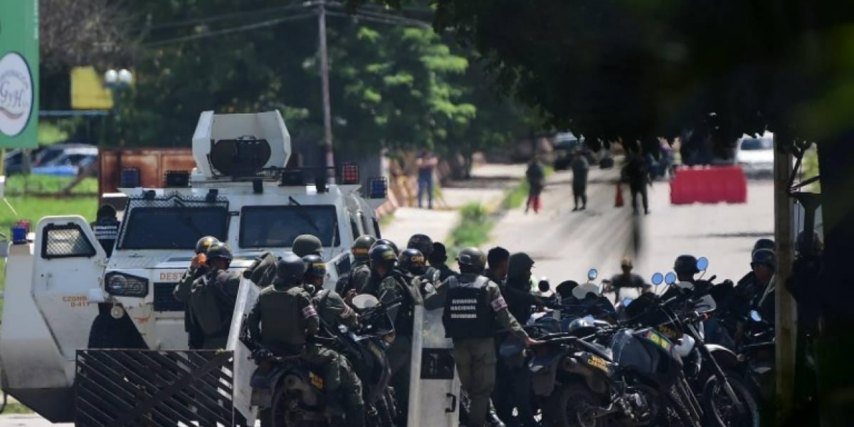 Venezuela: Entre versiones de sublevación, Fuerza Armada dice que frustró ataque