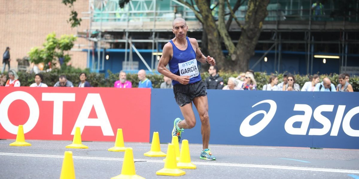 Resultado de los maratonistas guatemaltecos en el Mundial de Atletismo