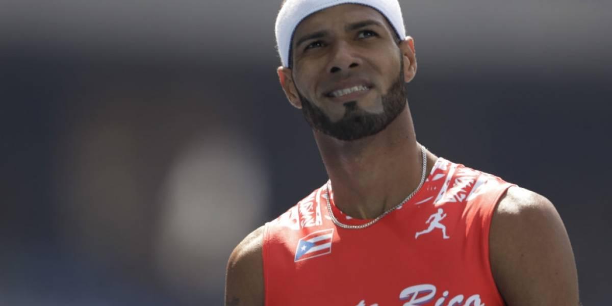 Javier Culson se retira tras años de gloria en el atletismo