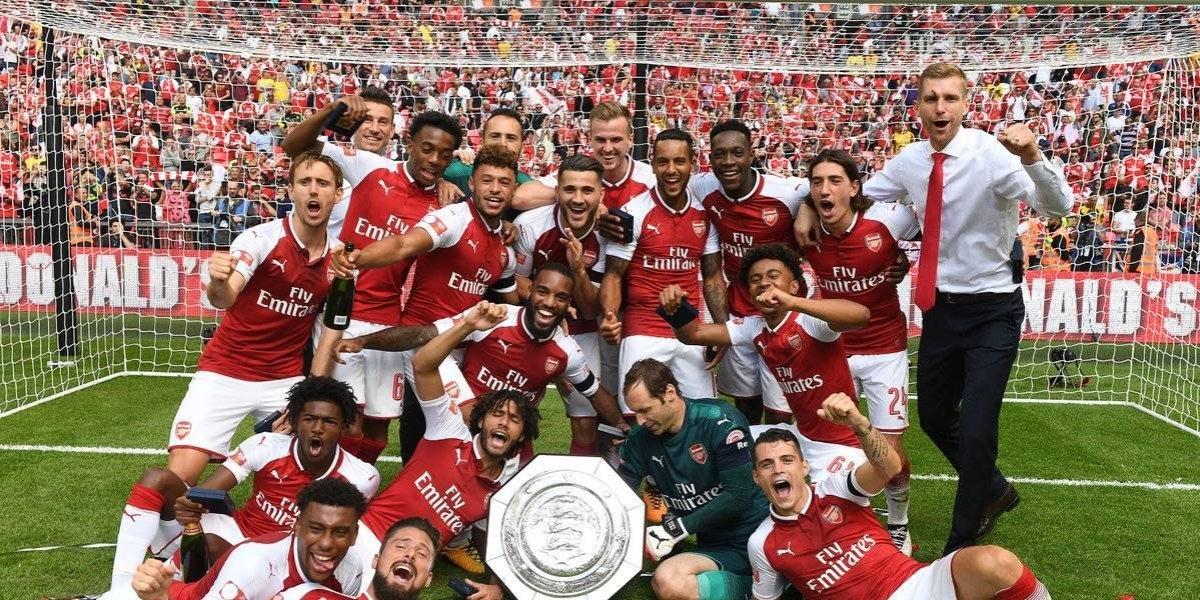 Arsenal se impone al Chelsea y se lleva la Community Shield