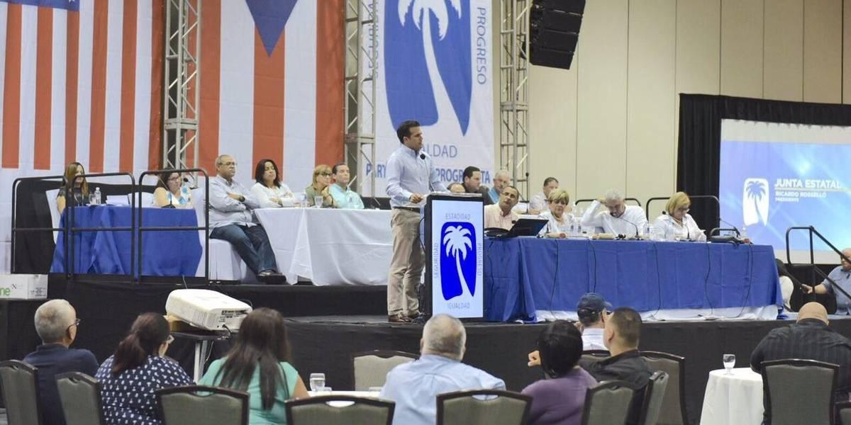 PNP abre proceso de candidaturas para vicepresidencias