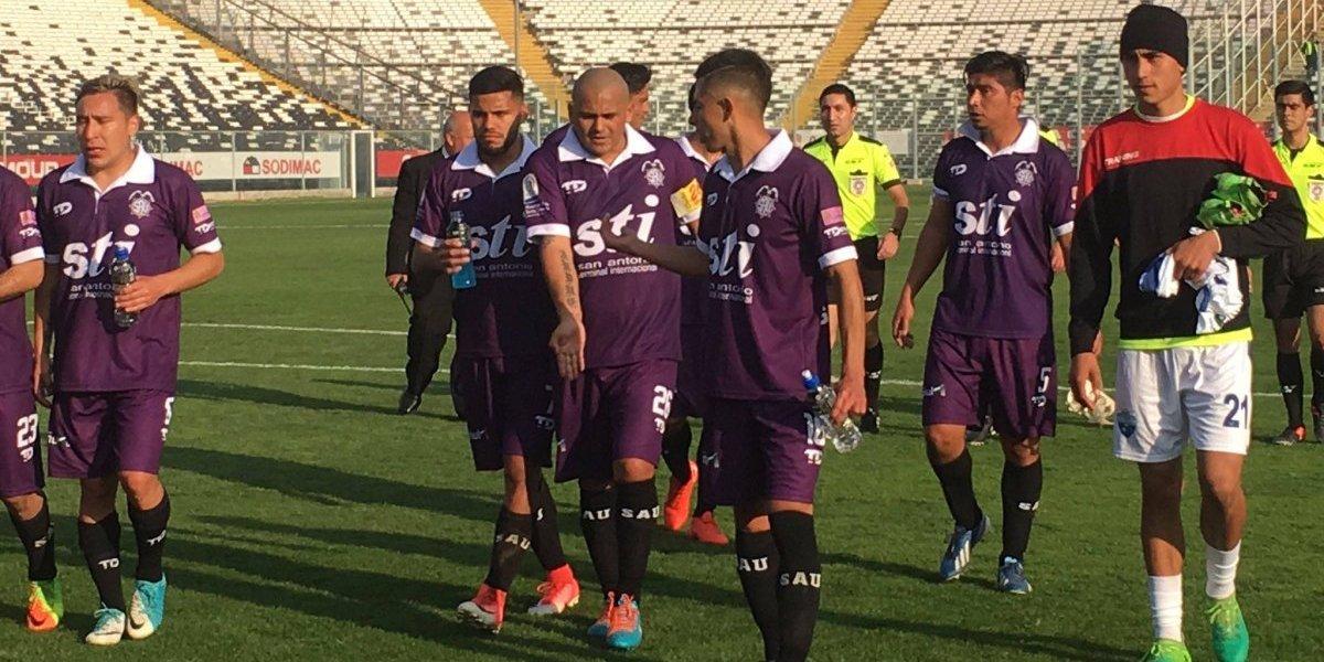 Humberto Suazo volvió a brillar en el Estadio Monumental