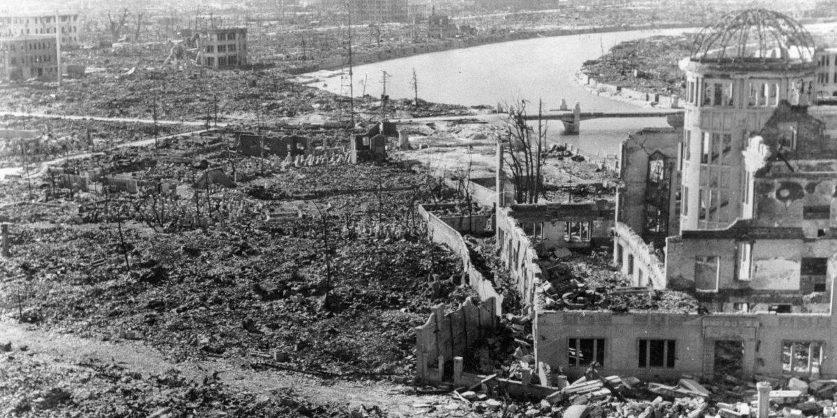 """Hiroshima: el inicio de la política de la """"disuasión nuclear"""""""