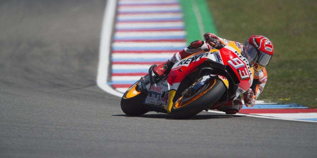 Marc Márquez se quedó con una nueva etapa del MotoGP y se afianza en el liderato