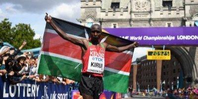 Mexicano Ramos termina maratón en lugar 70 de Mundial de Atletismo