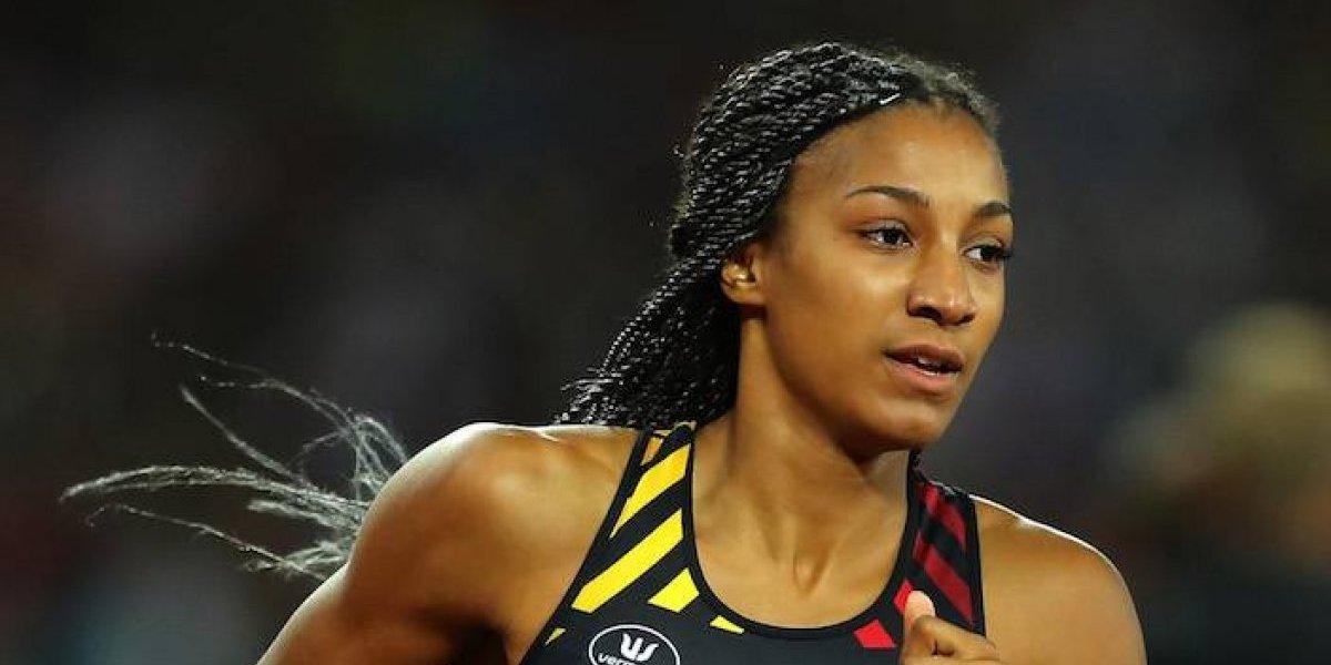 Nafissatou Thiam es la atleta más completa del mundo