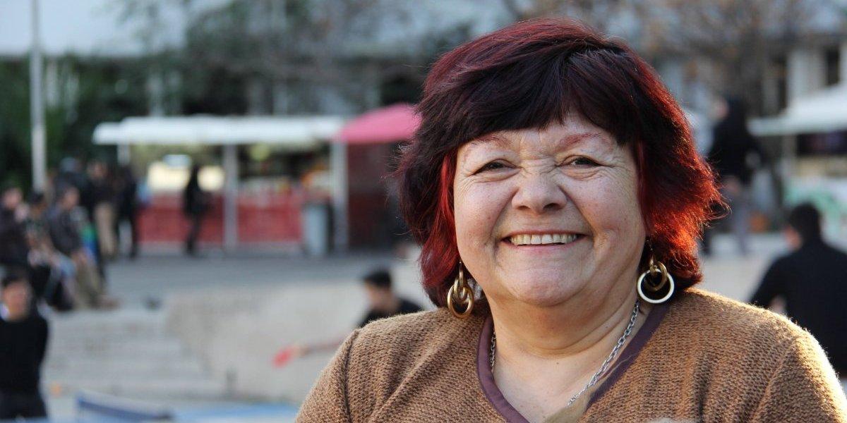 La inspiradora historia de Fresia: a sus 64 años entró a estudiar con gratuidad
